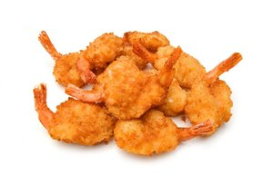 Al Ain Co-Op Breaded Shrimp Bites 250g