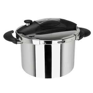 Sitram Speedo Pressure Cooker 8L + Steam Basket 1set