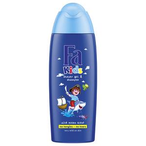 Fa Shower Gel Kids Pirate 2x250ml