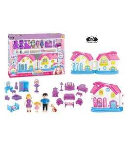 Power Joy Playhome My Happy Family Set 1Pc