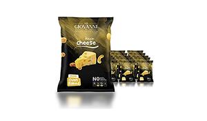 Giovanni Italian Pufak Cheese Chips 35g