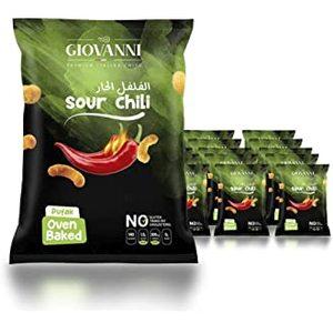 Giovanni Italian Pufak Sour Chili 35g