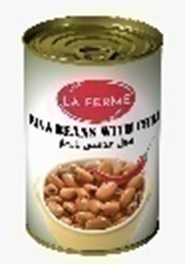 La Ferme Fava Bean Chilli 400g