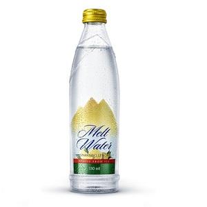 Melt Water Sparkling Lime Glass 200ml