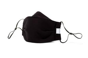 Eight Supermarket Face Mask Disposable Black Color 50pcs