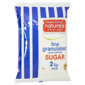 Natures Choice Fine Granulated Sugar 500g