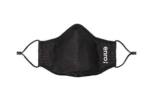 Eight Supermarket Face Mask Disposable Black White 50pcs