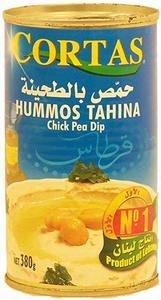Al Joud Homos Tahinah With Herbs 240g