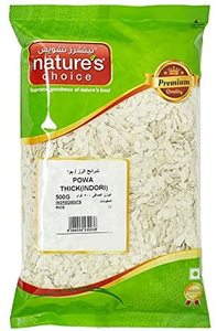 Natures Choice Rice Flakes Poha 250g