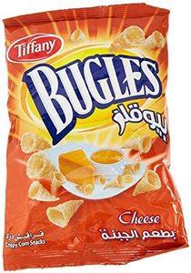 Bugles Tiffany Pouch Salt 90g