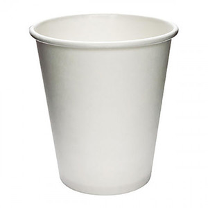 Eight Supermarket Paper Cup Heavy Duty 6.5oz