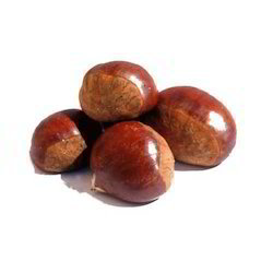 Eight Supermarket Roasted Sweet Chestnuts 100g