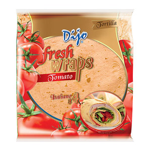 Dijo Tortilla Tomato 4x5g