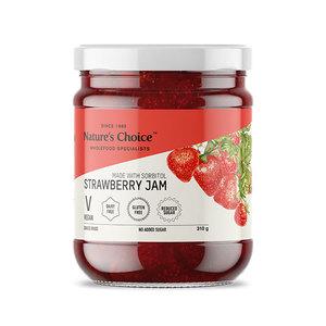 Natures Choice Strawberry Jam 370g