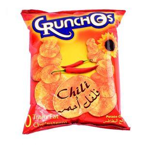 Crunchos Chips Chilli 14x25g
