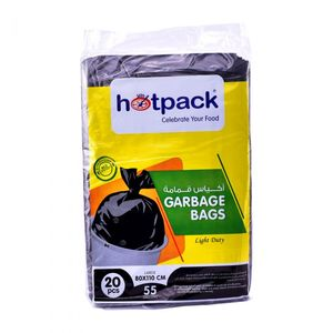 Hotpack Garbage Bag 10pcs