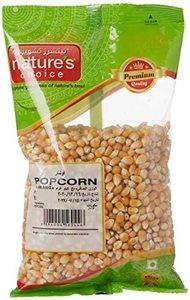 Natures Choice Popcorn 500g