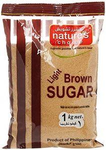 Natures Choice Raw Dark Brown Sugar 500g