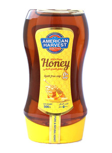 American Harvest Pure And Natural Honey Squeeze 400g