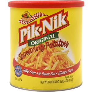 Piknik Original Shoestrings 255g