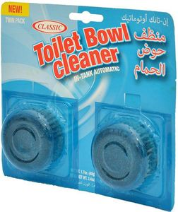 Classic Tank Bowl Cleaner Twin 3.4oz