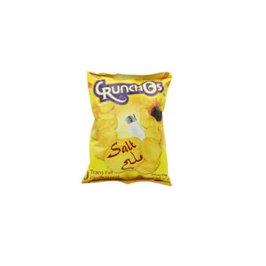 Crunchos Chips Salt 14x25g