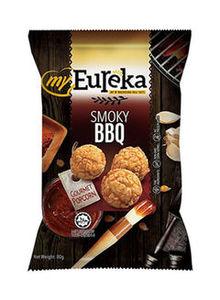 Myeureka Popcorn Smoky Barbeque 80g