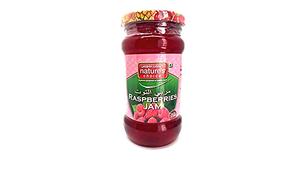 Natures Choice Raspberries Jam 370g
