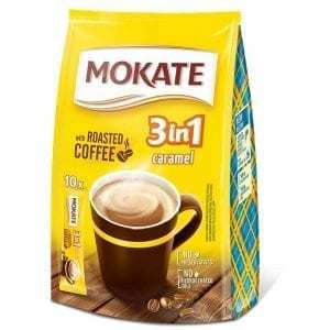 Mokate 3-In-1 Caramel Flavour Drink 1pack