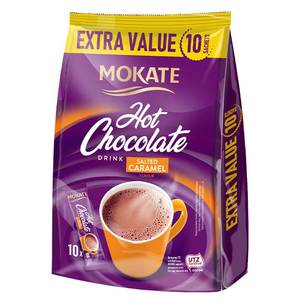 Mokate Hot Chocolate Salted Caramel 10pack