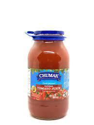 Chumak Natural Tomato Juice 1L