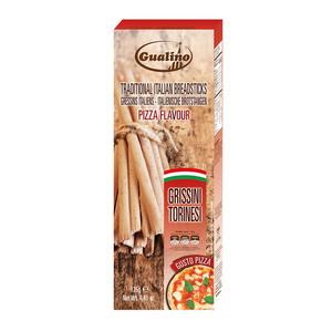 Grissini Torinesi Friabili Gualino Boxed Pizza With Palm Oil 125g