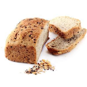 MB Bread Flat Gluten Free Multigrain 4pcs