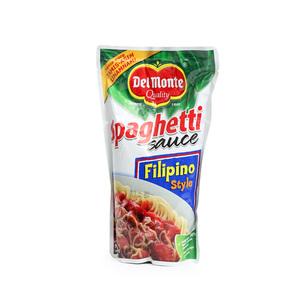 Delmonte Spaghetti Sauce Filipino Style 500g