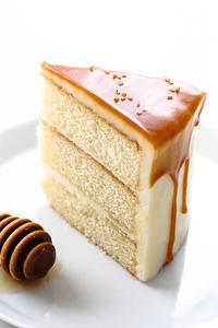 BNJ Honey Cake 1pc