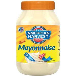 American Harvest Real Mayonnaise 946ml