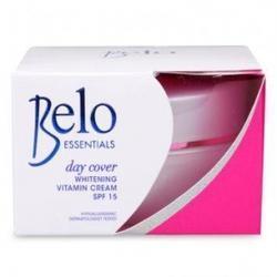 Belo Essentials Whitening Vitamin Cream Day Cover 50g