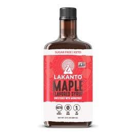 Lakanto Maple Syrup Sugar Free 348ml