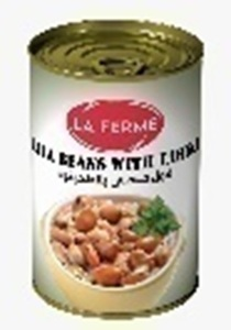 La Ferme Fava Bean With Tahina 6x400g
