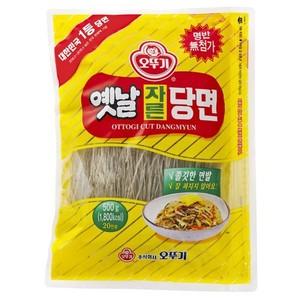 Ottogi Sweet Potato Starch Noodle Dangmyeon 1kg