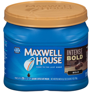 Maxwell House Intense 1pack