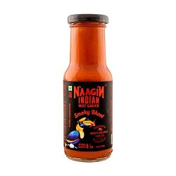 Naagin Indian Hot Sauce Smokey 230g