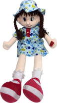 Bee Smart Soft Candy Doll 1pc