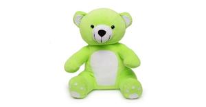 Bee Smart Soft Bear 30cm 1pc