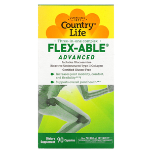 Country Life Flexible Advanced Capsules 90s