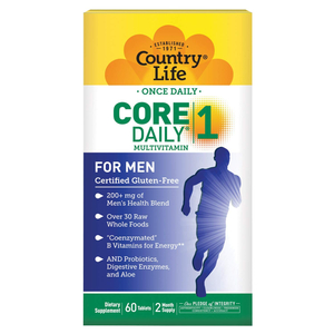 Country Life Core Daily 1 Men Tablets 60s