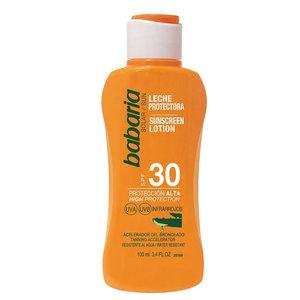Babaria Solar Aloe Vera Sunscreen Lotion Spf 30 With Uva And Uvb Protection 200ml
