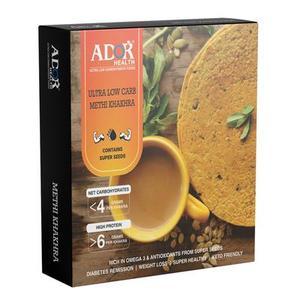 Ador Ultra Low Carbohydrate Methi Khakhra 200g