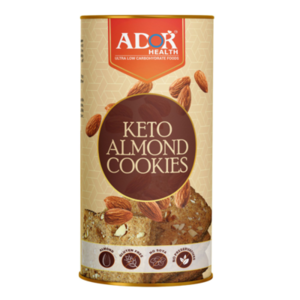 Ador Keto Almond Cookies 200g