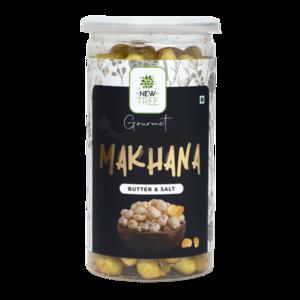 New Tree Makhana Butter And Salt 65g